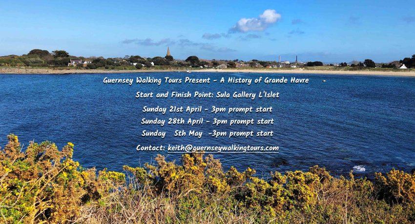 Dennis Le Prevost, Author at Guernsey Walking Tours